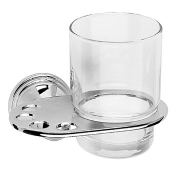 Croydex - Westminster Tumbler and Holder - QM201841 Large Image