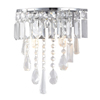 Marquis by Waterford Bresna 30cm Bathroom Wall Light profile small image view 1