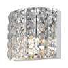 Marquis by Waterford Moy 1 Light Bathroom Wall Light profile small image view 1