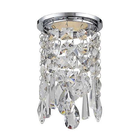 Marquis by Waterford Bresna Crystal Recess Downlight - Warm White