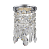 Marquis by Waterford Bresna Crystal Recess Downlight - Warm White profile small image view 1