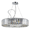 Marquis by Waterford Foyle Large Crystal Bar Pendant Bathroom Ceiling Light profile small image view 1
