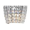 Marquis by Waterford Moy 2 Light Crystal Bathroom Wall Light profile small image view 1