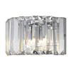 Marquis by Waterford Foyle Crystal Bar Bathroom Wall Light profile small image view 1