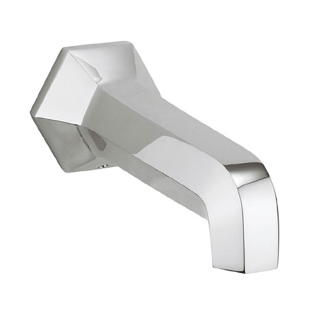 Crosswater - Waldorf Art Deco Wall Mounted Bath Spout - WF0370WC