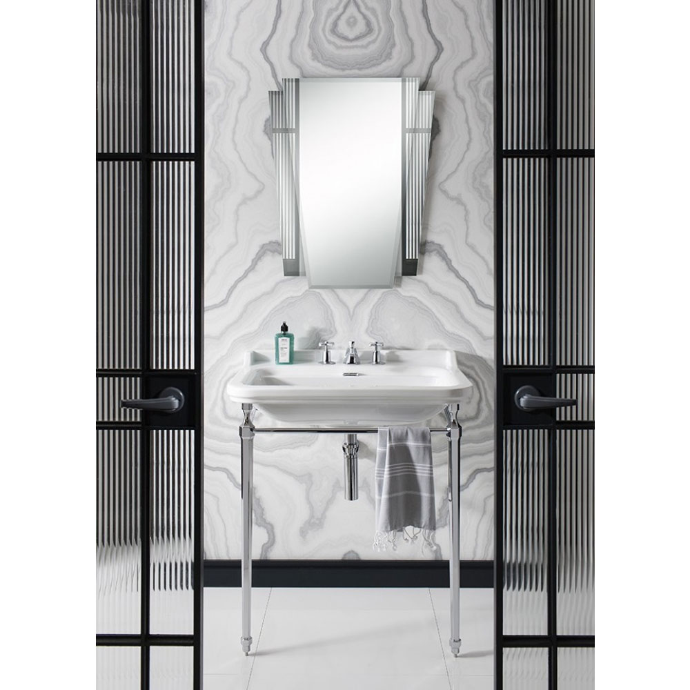 bauhaus waldorf art deco non lit mirror victorian. Black Bedroom Furniture Sets. Home Design Ideas