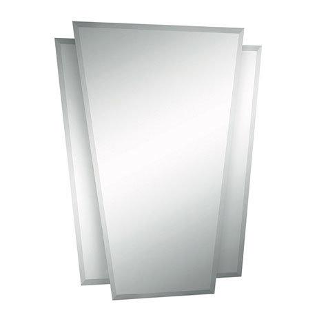 Bauhaus - Waldorf Art Deco Non-Lit Mirror - WF_MIRROR