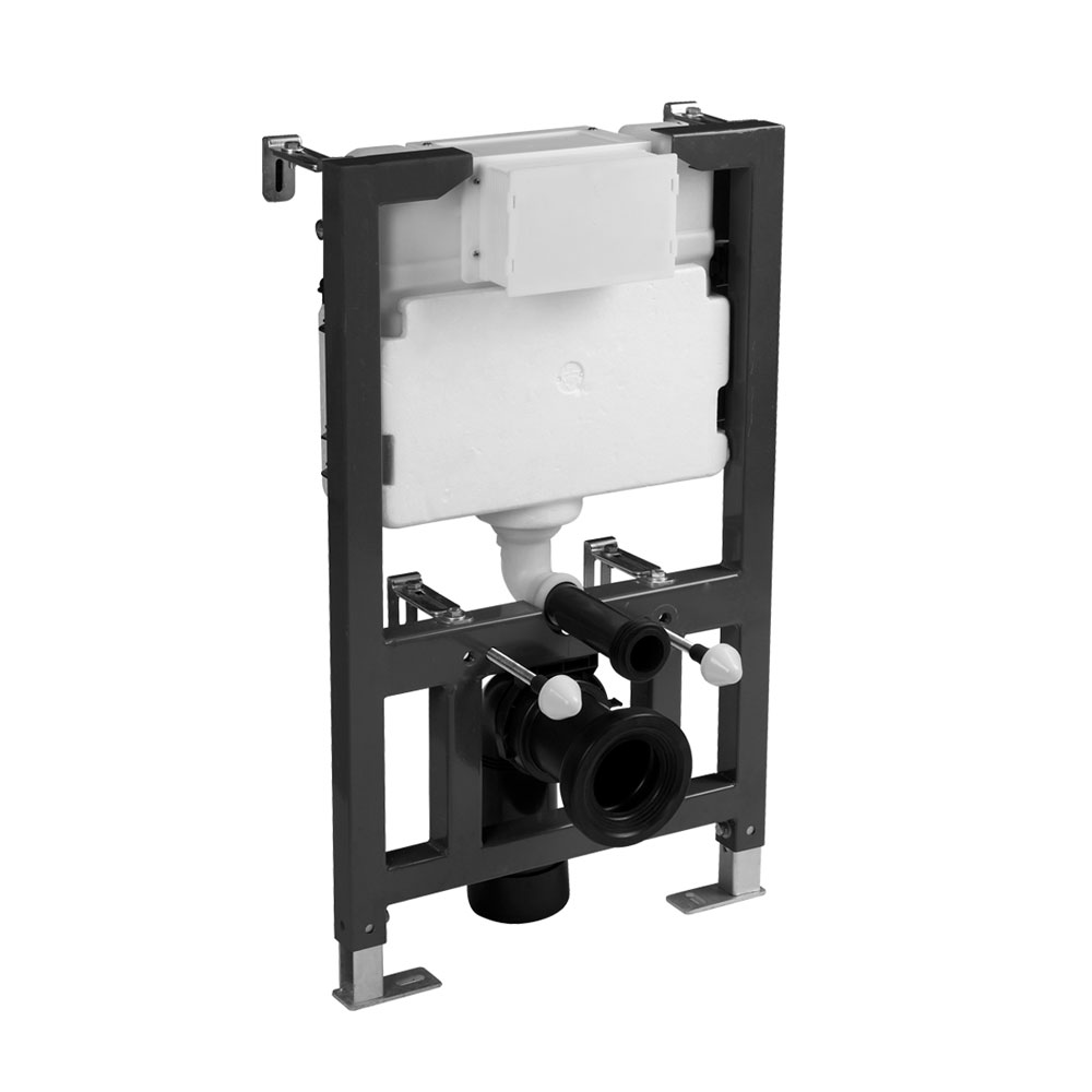 Roper Rhodes 0.82m Wall Hung WC Frame 6/3L Flush profile large image view 1