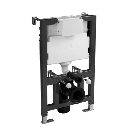 Roper Rhodes 0.82m Wall Hung WC Frame 6/3L Flush