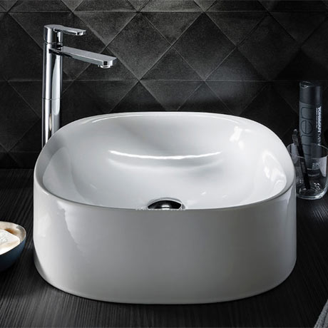 Bauhaus Wild 45 Countertop Basin - 450 x 450mm
