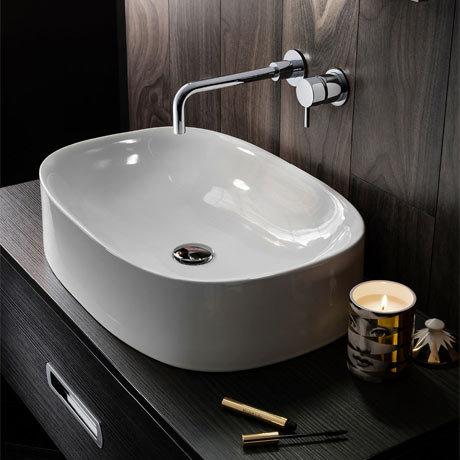 Bauhaus Wild 60 Countertop Basin - 600 x 400mm