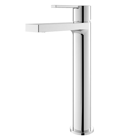 Hudson Reed Willow Tall Mono Basin Mixer + Waste - WIL370