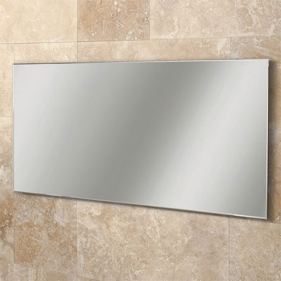 HIB - Willow Bathroom Mirror - 77305000 Large Image