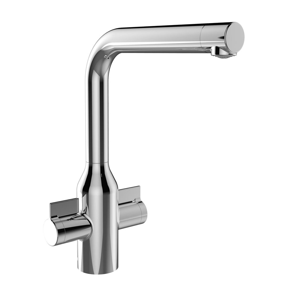 Bristan - Wine Easy Fit Monobloc Kitchen Sink Mixer - WIN-EFSNK-C profile large image view 1