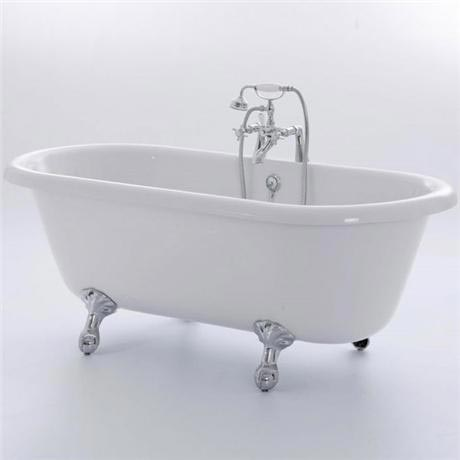 Royce Morgan Windsor 1670 Luxury Freestanding Bath with Waste