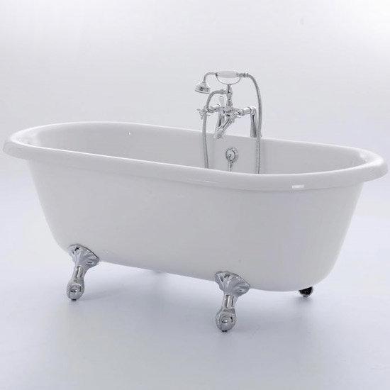 Royce Morgan Windsor 1670 Luxury Freestanding Bath with Waste Large Image
