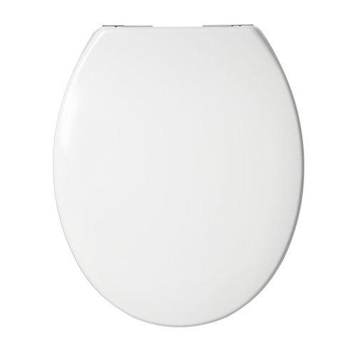 Croydex Sit Tight Morgan White Soft Close Toilet Seat - WL530422H profile large image view 2