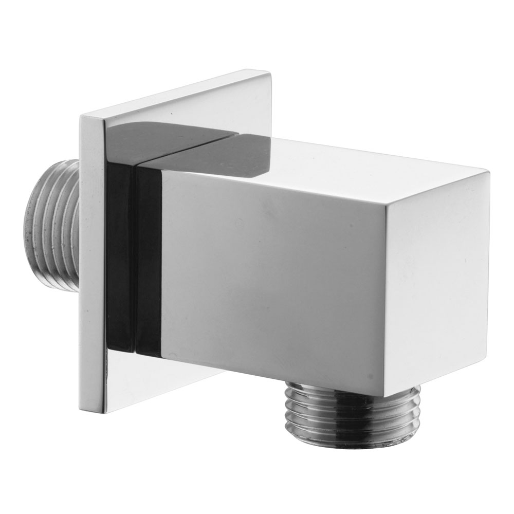 Crosswater - Square Wall Outlet Elbow - WL952C Large Image