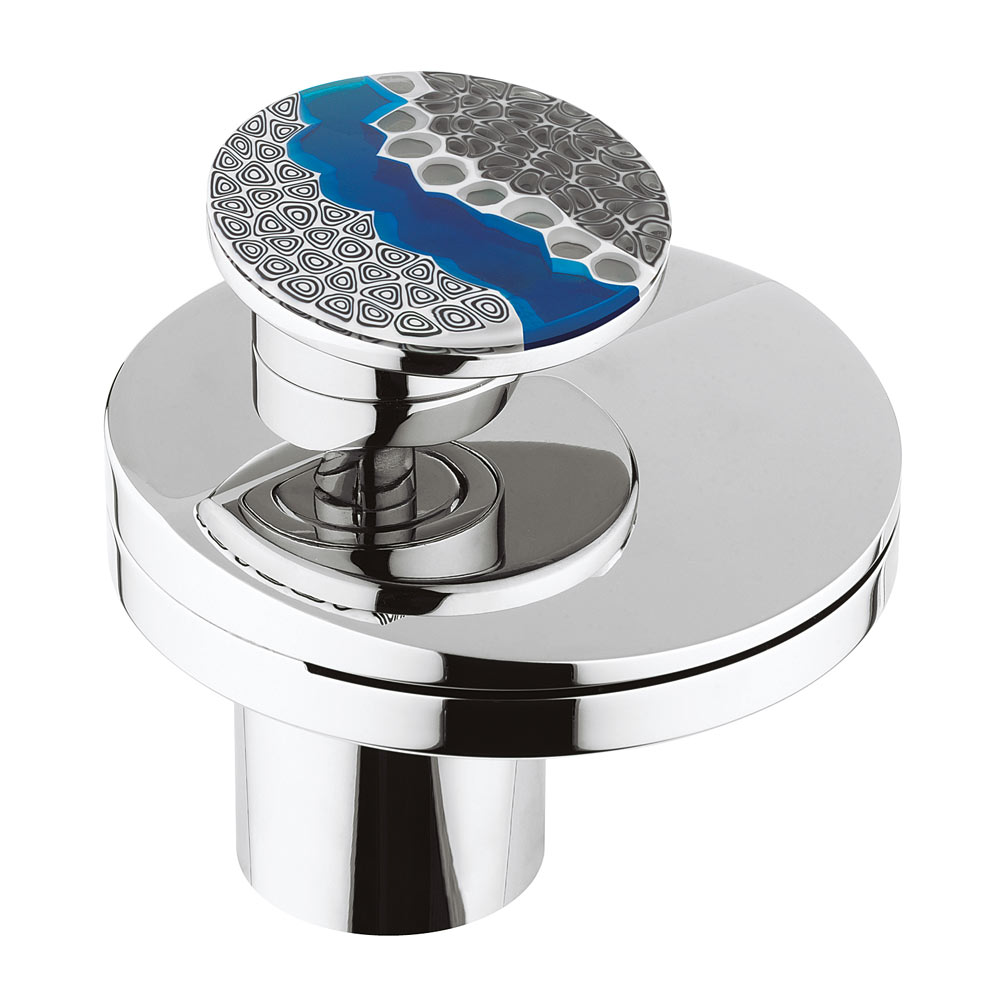 Crosswater Water Circle Anniversary Edition Monobloc Basin Mixer - WO110DMG