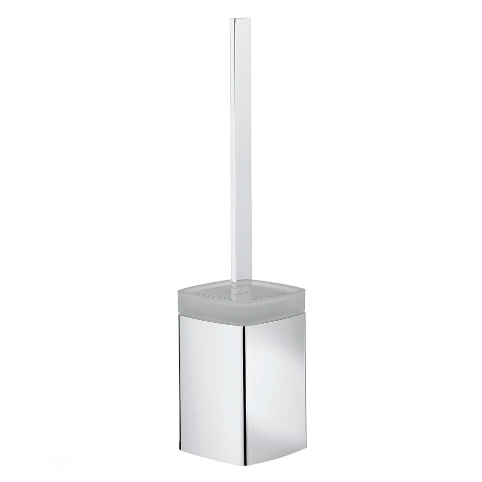 Crosswater - Wisp Toilet Brush Holder - WP025C Large Image