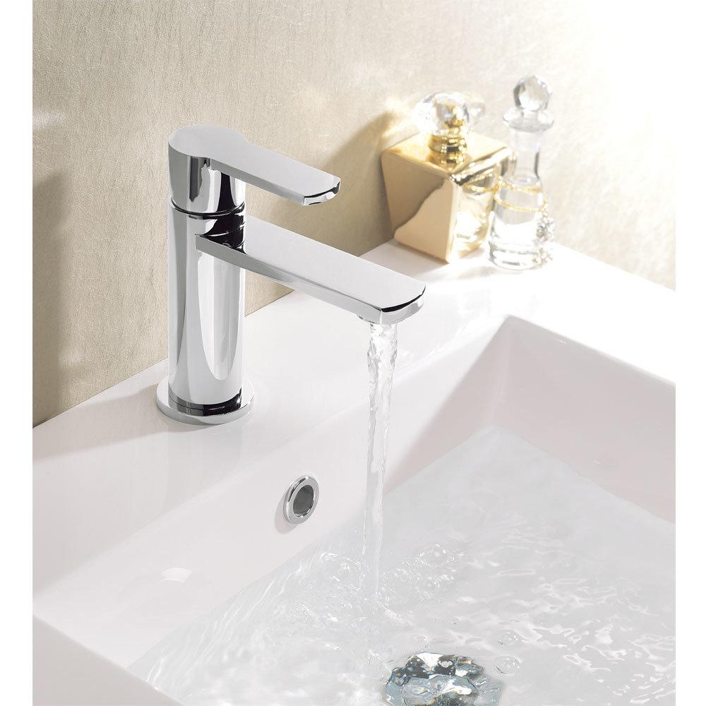 Crosswater - Wisp Monobloc Basin Mixer - WP110DNC Profile Large Image
