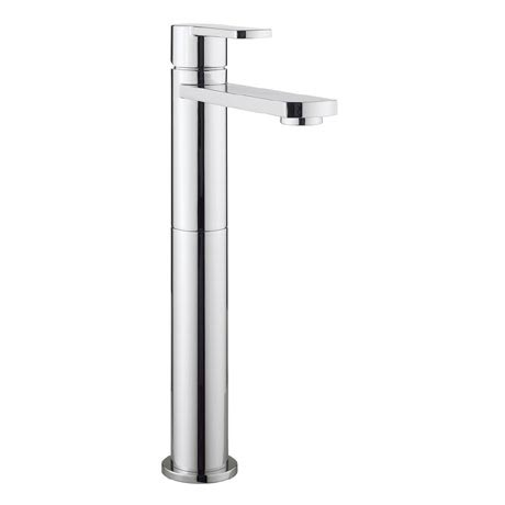 Crosswater - Wisp Tall Monobloc Basin Mixer - WP112DNC