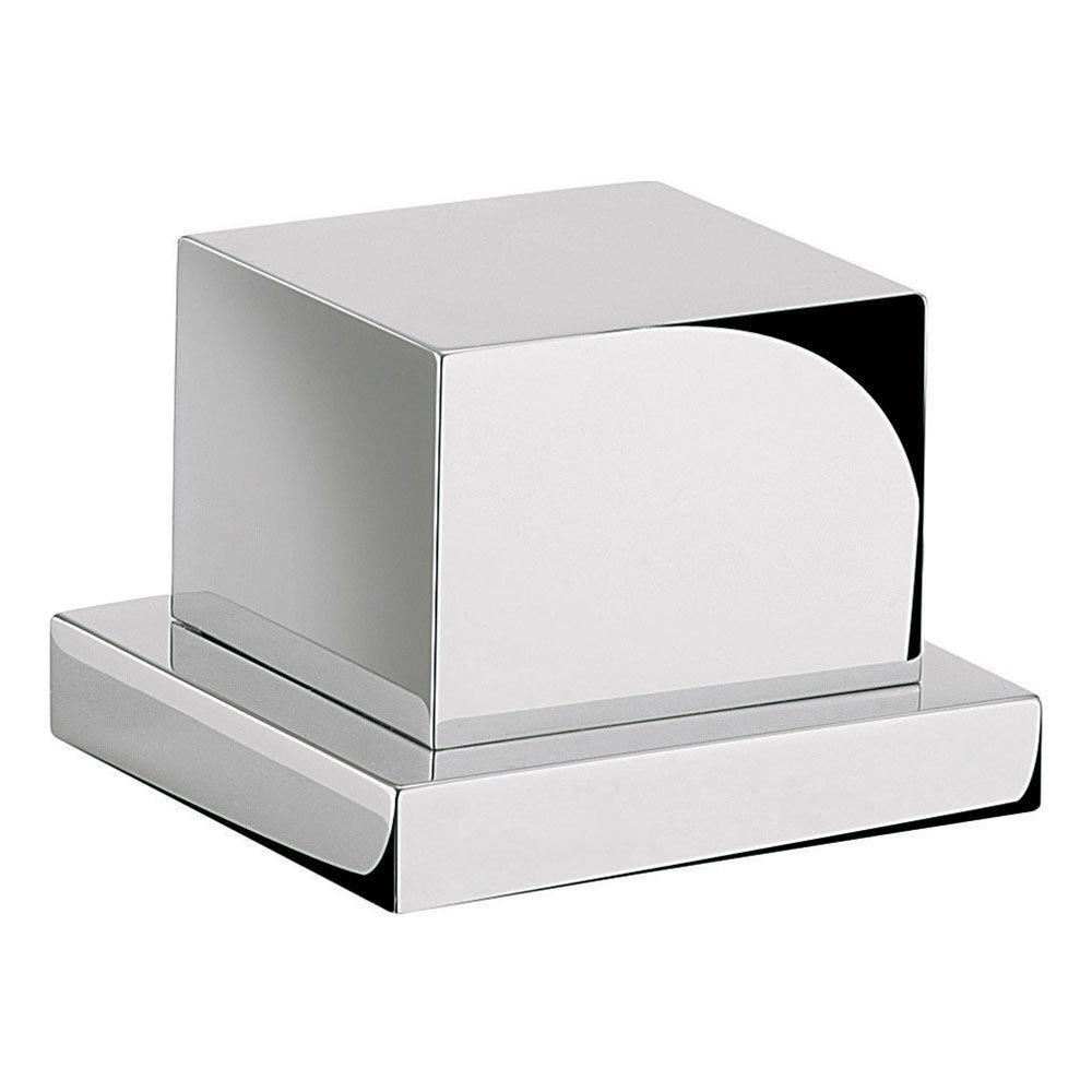 Crosswater - Water Square Deck Mounted 4 Way Diverter Valve - WS0008DC Large Image