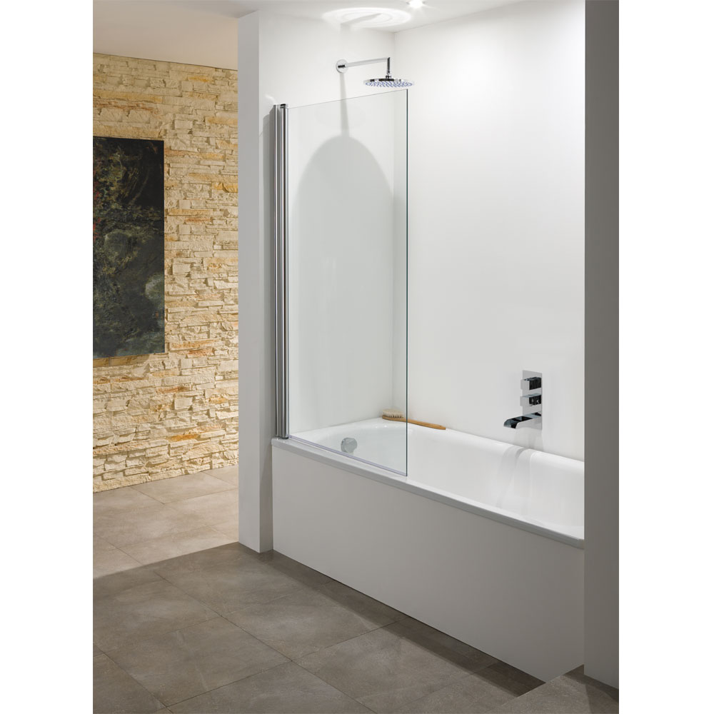 Crosswater - Water Square Thermostatic Shower Valve with Bath Spout and Diverter - WS1600RC profile large image view 2