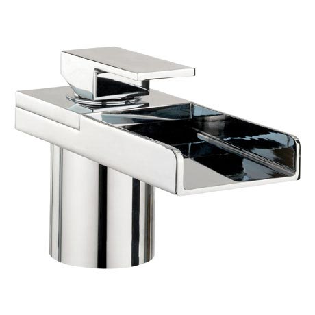 Crosswater - Water Square Monobloc Bath Filler - WS310DC