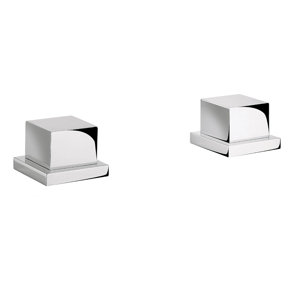 Crosswater - Water Square Deck Mounted Panel Valves - WS350DC profile large image view 1