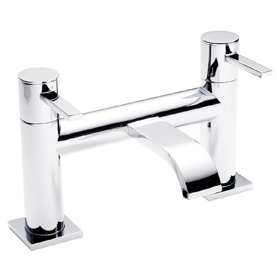 Ultra Series W Bath Filler - Chrome - WTY303 Large Image
