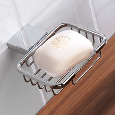 Wall Mounted Soap Dishes