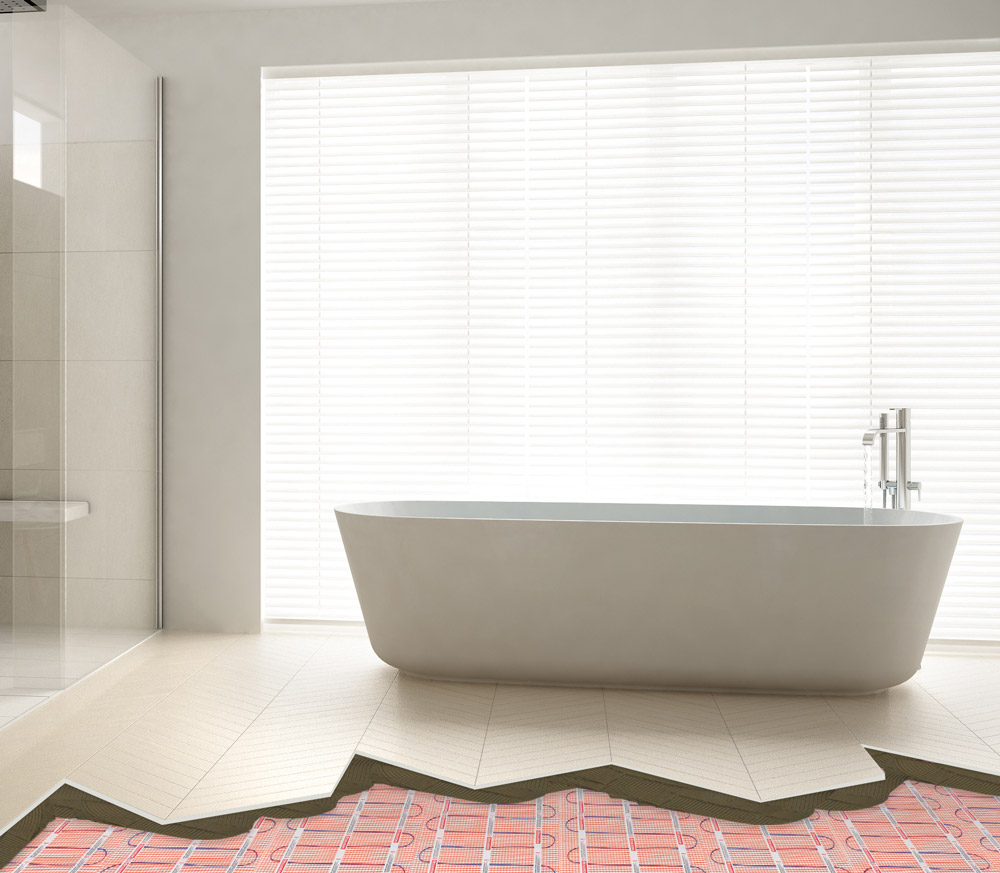 Amazing Guide To Underfloor Heating In Bathrooms Victorian Plumbing Home Interior And Landscaping Staixmapetitesourisinfo
