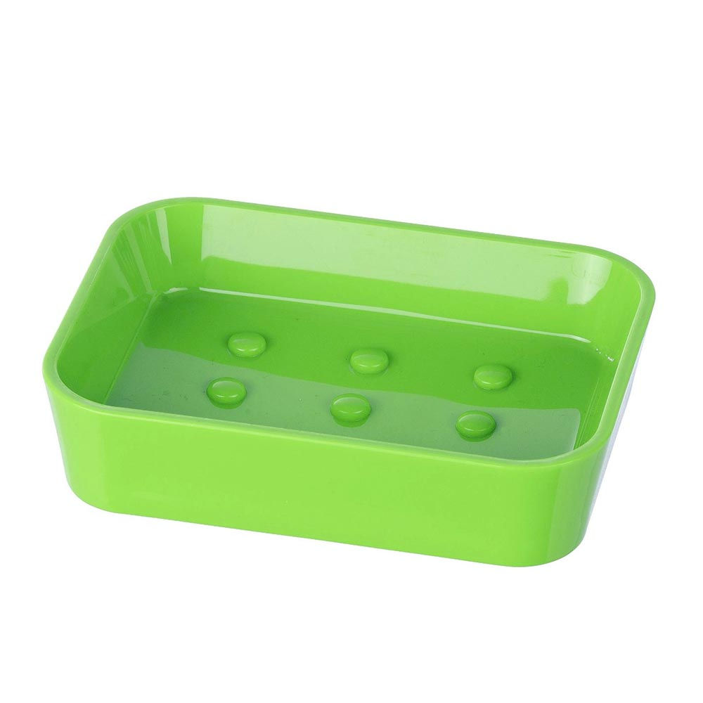 Wenko Candy Soap Dish - Green - 20325100 Large Image