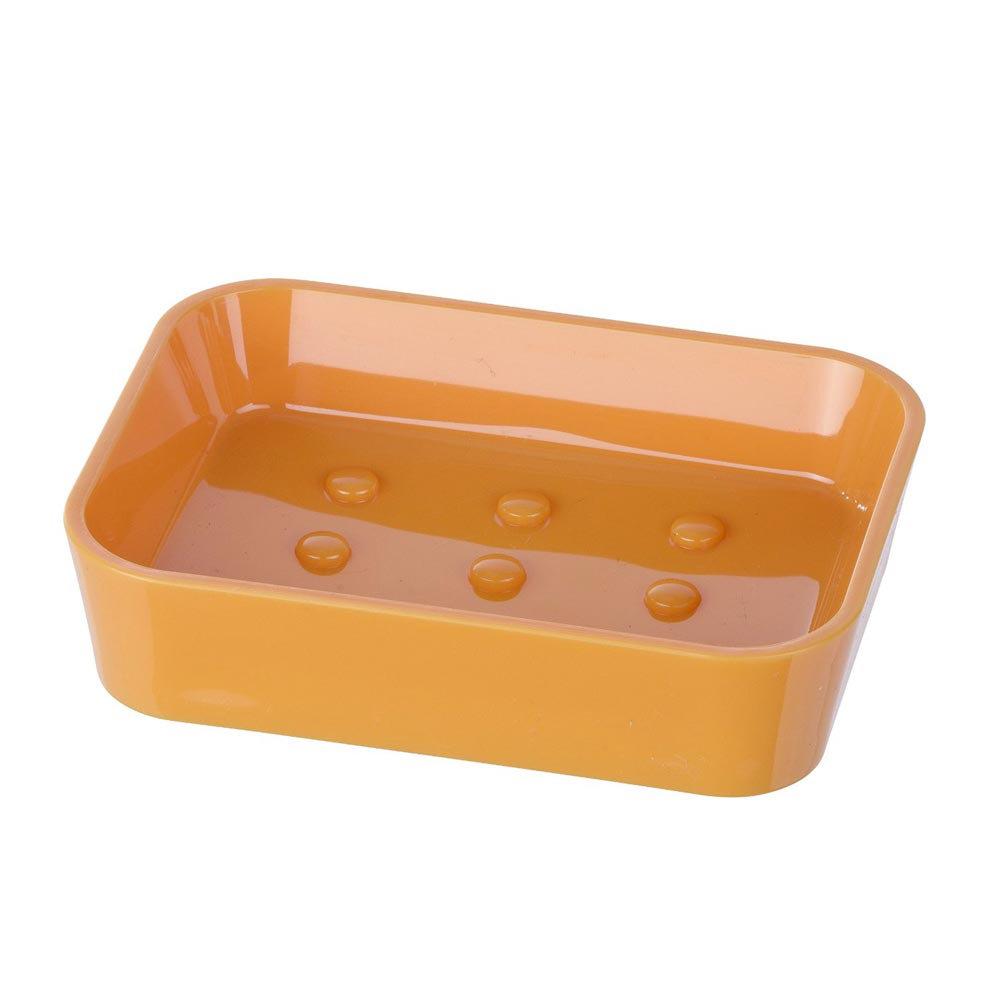 Wenko Candy Soap Dish - Orange - 20307100 Large Image