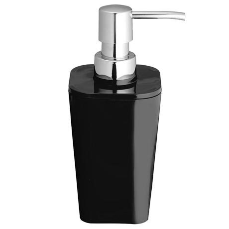 Wenko Candy Soap Dispenser - Black - 20330100