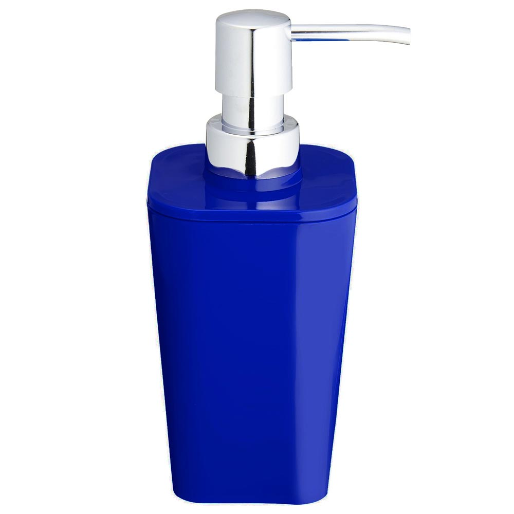 Wenko Candy Soap Dispenser - Blue - 20318100 Large Image