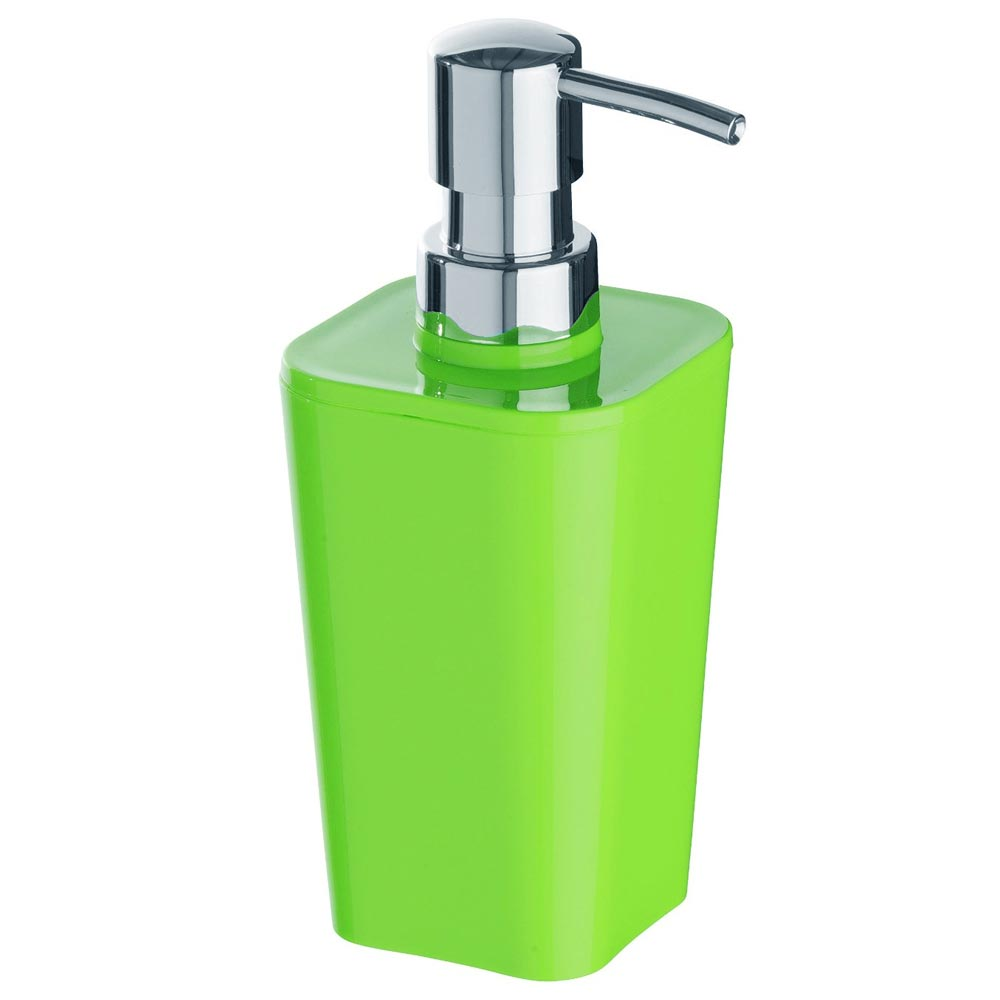 Wenko Candy Soap Dispenser - Green - 20324100 Large Image