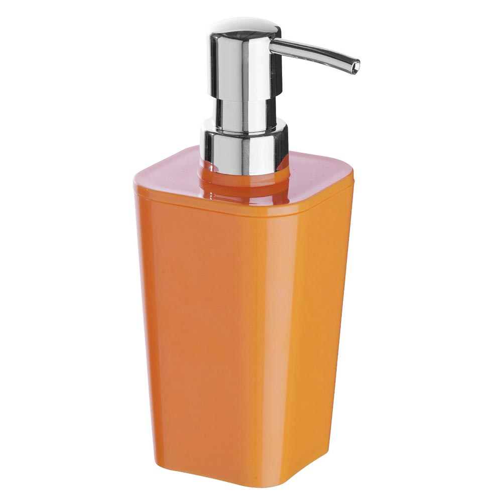 Wenko Candy Soap Dispenser - Orange - 20306100 Large Image