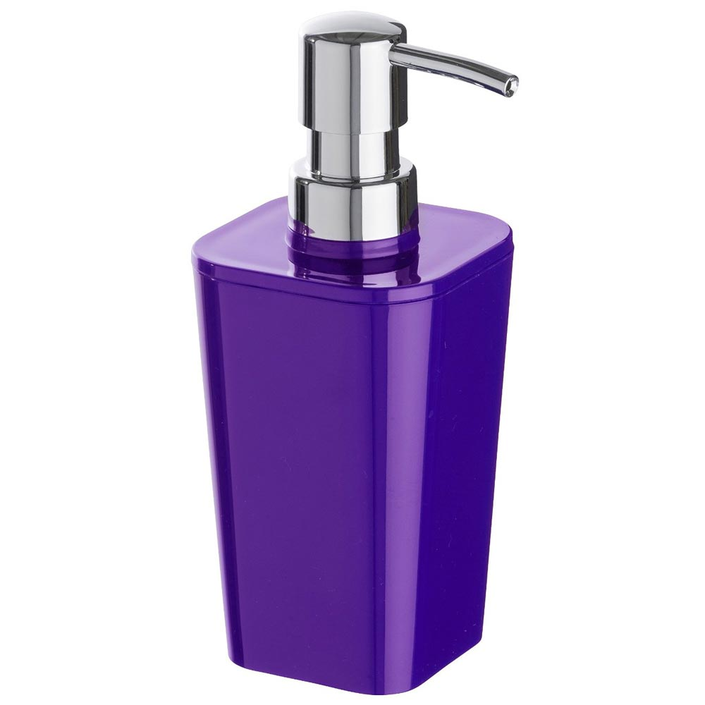 Wenko Candy Soap Dispenser - Purple - 20312100 Large Image