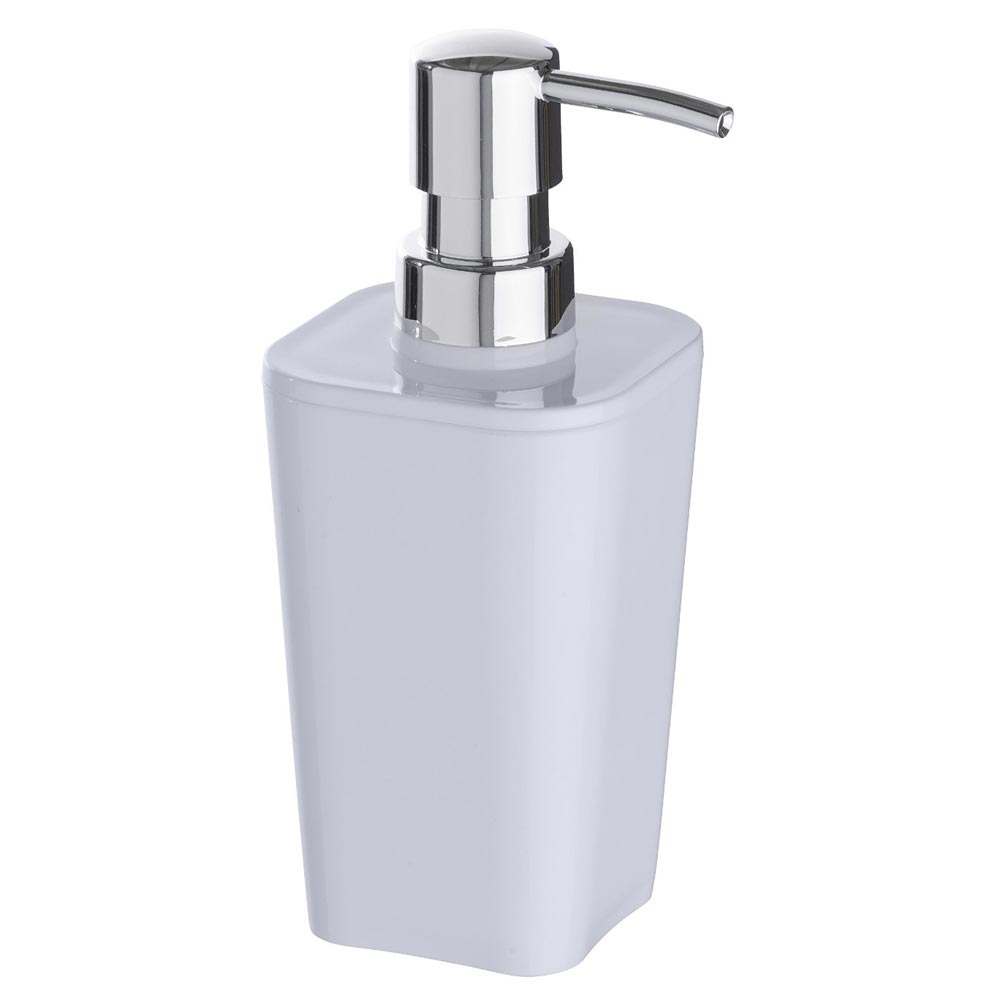 Wenko Candy Soap Dispenser - White - 20336100 Large Image
