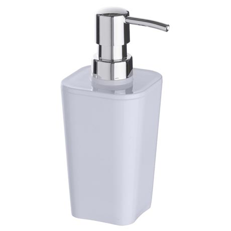 Wenko Candy Soap Dispenser - White - 20336100