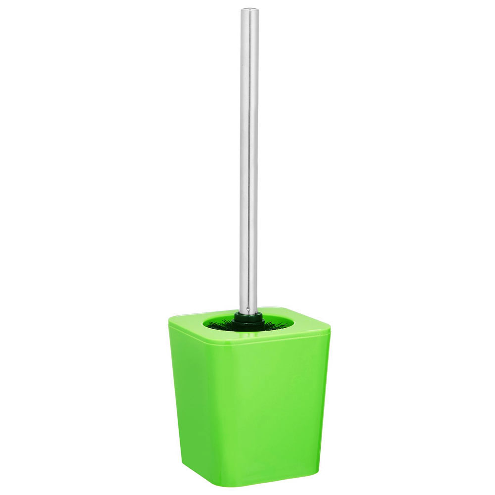 Wenko Candy Toilet Brush Set - Green - 20326100 Large Image