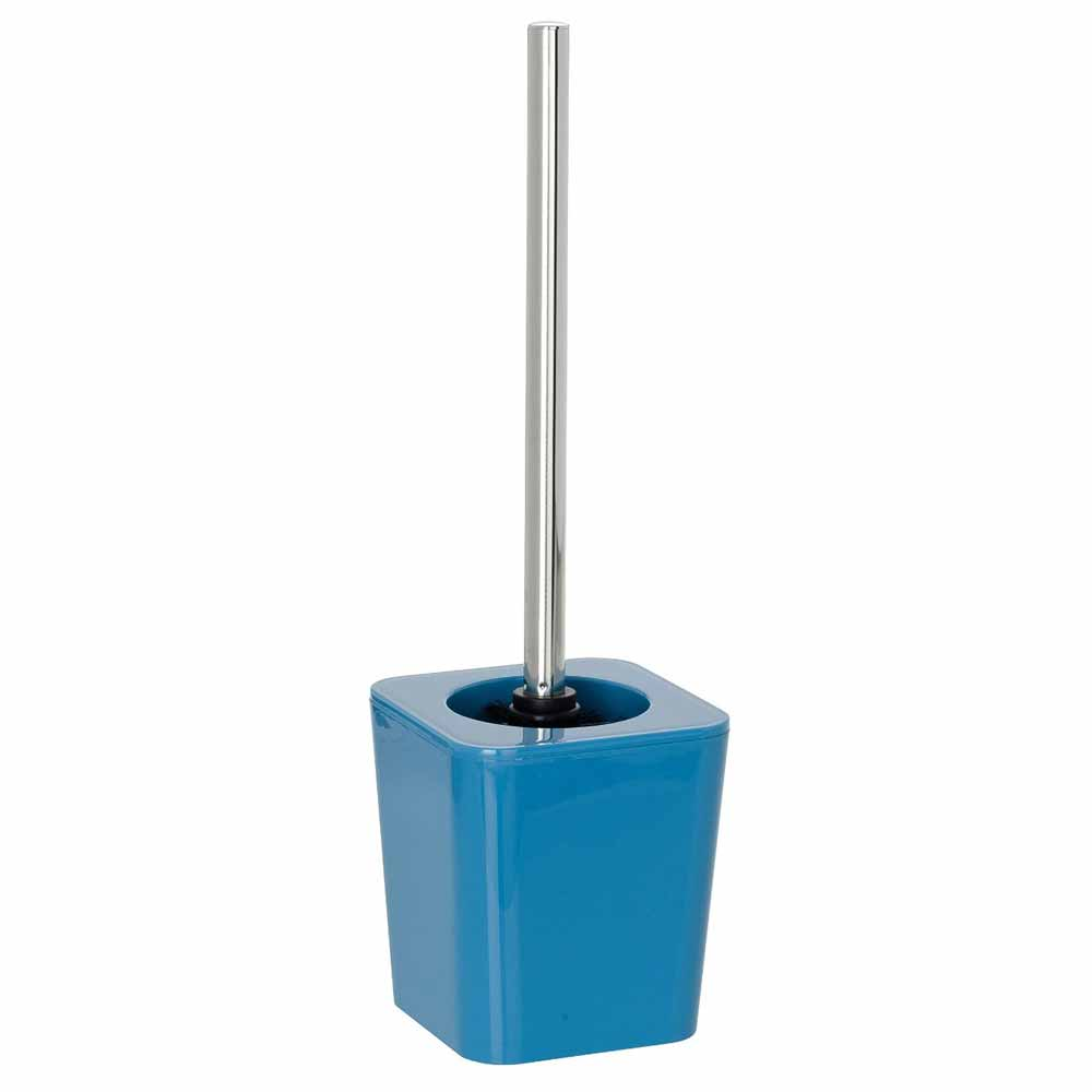 Wenko Candy Toilet Brush Set - Turquoise - 20296100 Large Image