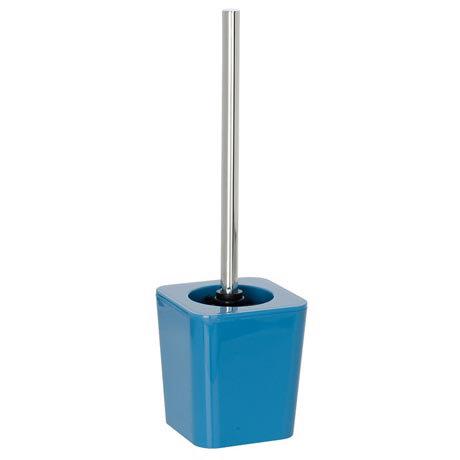 Wenko Candy Toilet Brush Set - Turquoise - 20296100
