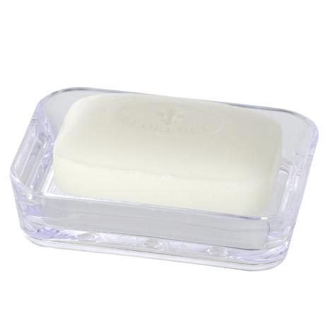 Wenko - Candy Transparent Soap Dish - 20301100