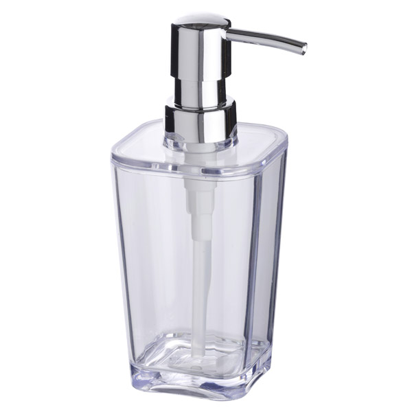 Wenko - Candy Transparent Soap Dispenser - 20300100 Large Image