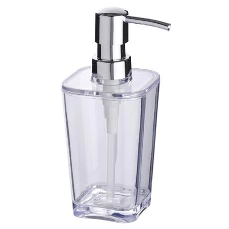 Wenko - Candy Transparent Soap Dispenser - 20300100