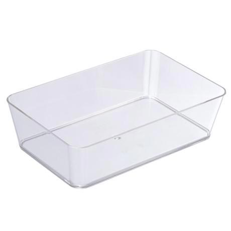 Wenko - Candy Transparent Wide Tray - 20303100