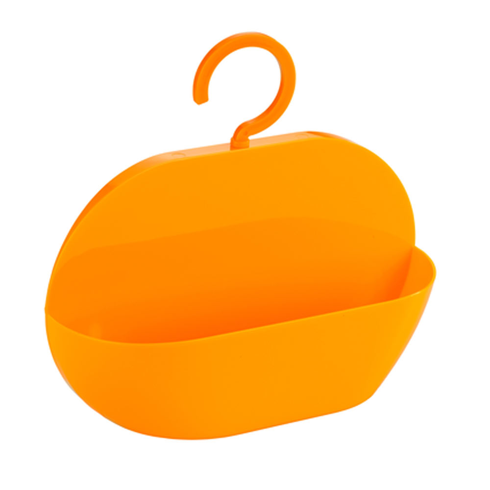 Wenko Cocktail Shower Caddy - Orange - 22137100 profile large image view 1